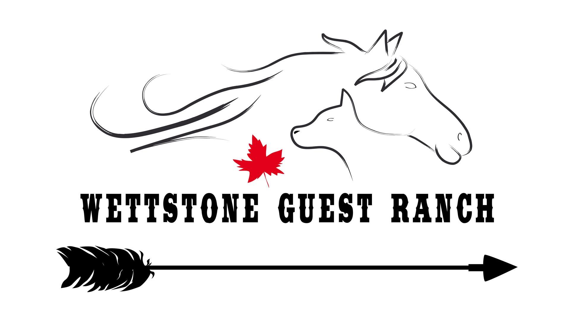 Wettstone Guest Ranch – Logo