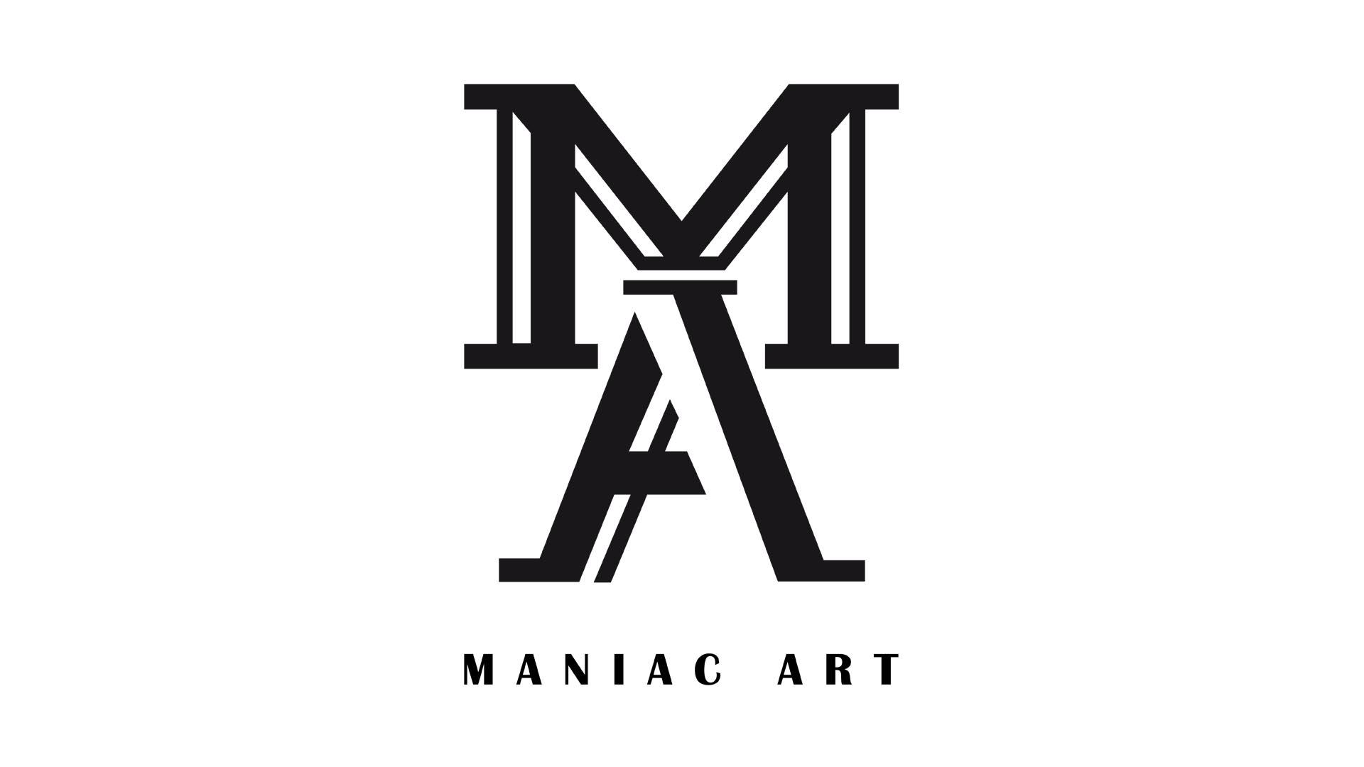 Maniac Art – Logo