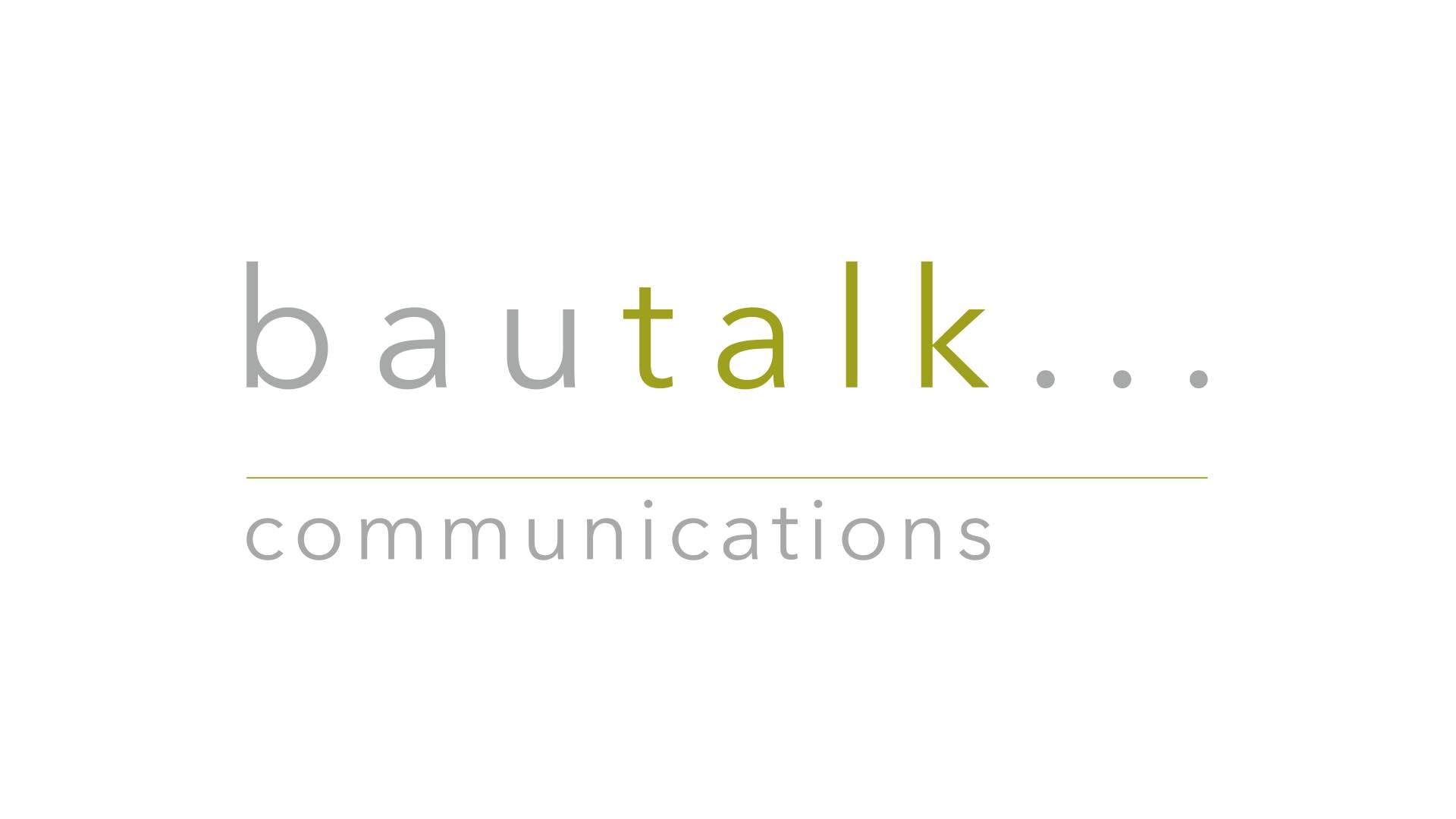 bautalk – Logo