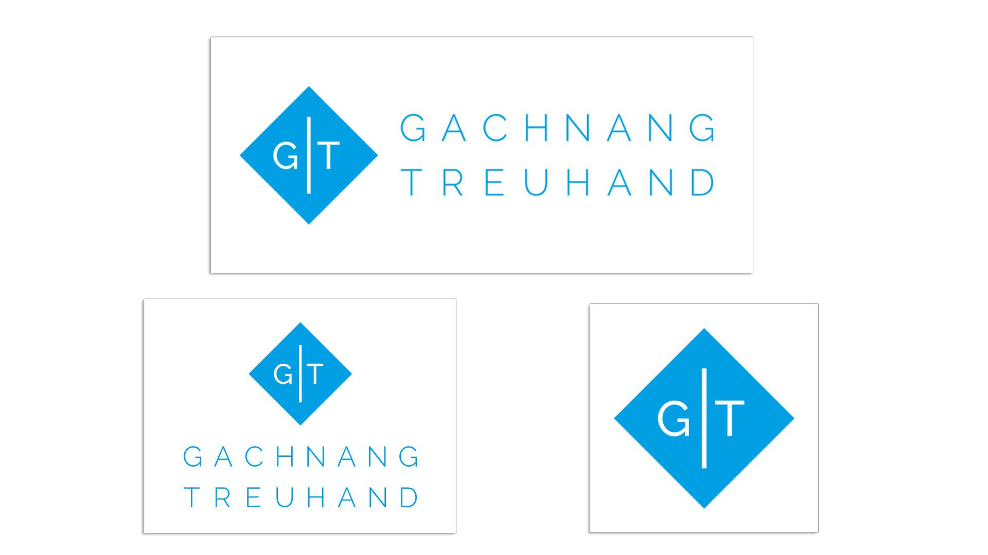 Gachnang Treuhand AG – Logo